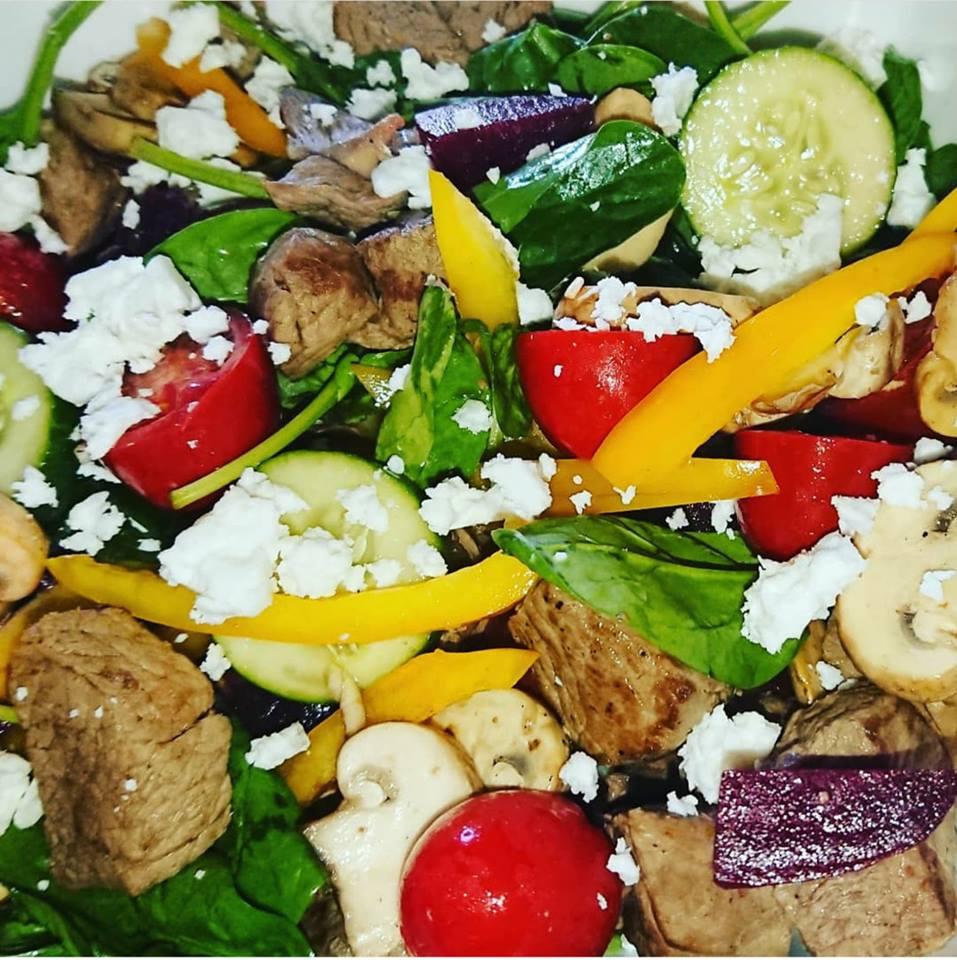 Deluxe Greek Salad